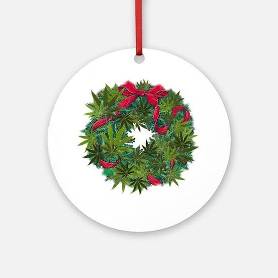 dazed 1 Ornament (Round)