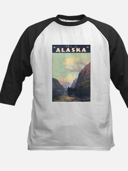 Alaska US Kids Baseball Jersey