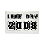 Leap Day 2008 Magnets