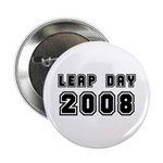 """Leap Year 2008 2.25"""" Button"""