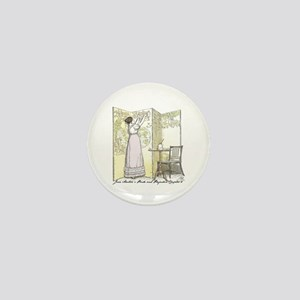 Pride & Prejudice Ch 8 Mini Button