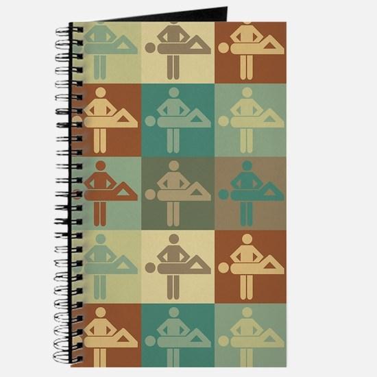 Massage Pop Art Journal