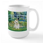 Bridge/Sealyham L2 Large Mug