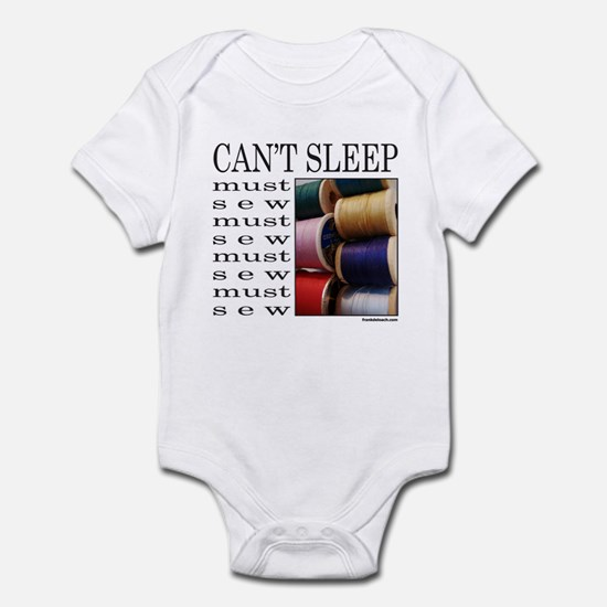 SEW/SEWING Infant Bodysuit
