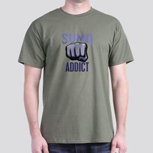Sumo Addict Dark T-Shirt