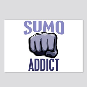 Sumo Addict Postcards (Package of 8)
