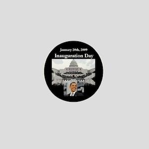 Inauguration Day Mini Button