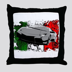 Lambo Reventon Throw Pillow