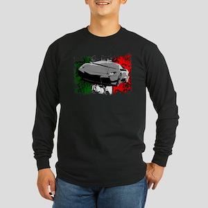 Lambo Reventon Long Sleeve Dark T-Shirt