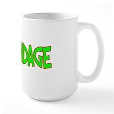 I Love-Alien Bondage Large Mug