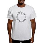 Ouroboros Symbol Light T-Shirt