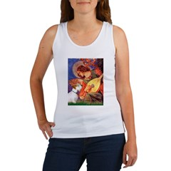 Angel/Sealyham L1 Women's Tank Top