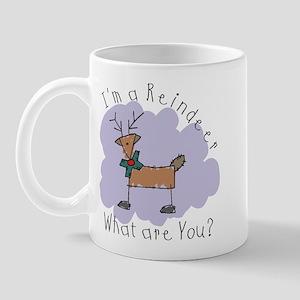 Funny Reindeer Mug