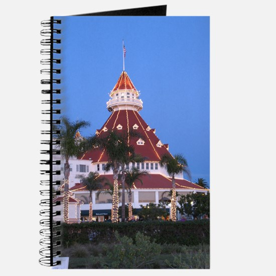 Hotel Del Coronado Holiday Journal