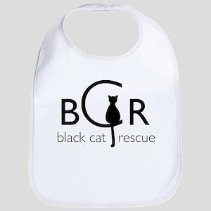 Black Cat Rescue Bib