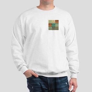 Law Pop Art Sweatshirt
