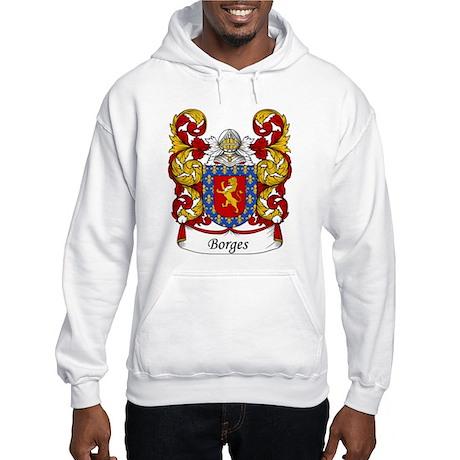 Borges Family Crest Hooded Sweatshirt
