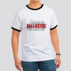 Rock n Roll Roadie Ringer T