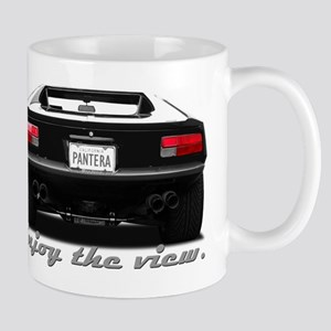 """Pantera """"Enjoy the view."""" Mug"""