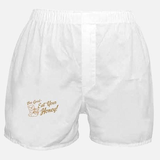 Eat Your Honey Boxer Shorts