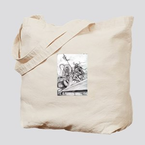 Dark Knight Tote Bag