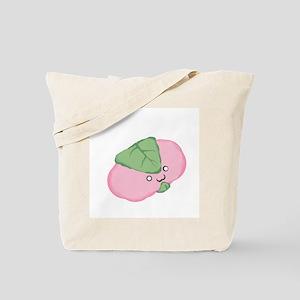Wrapped Mochi Tote Bag