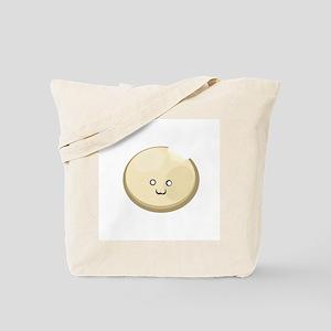 Lotus Nut Bun Tote Bag