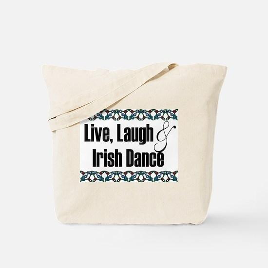 Unique Irish dancing Tote Bag