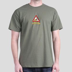 Hot Brass: Dark T-Shirt