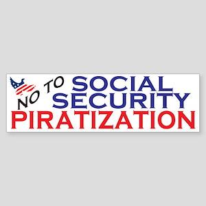 No To Social Security Piratization