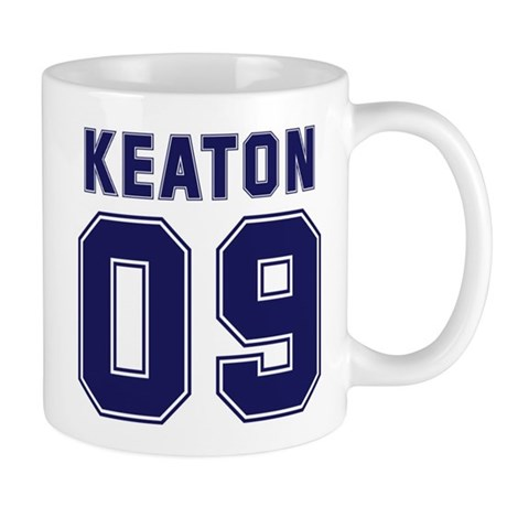 Keaton 09 Mug