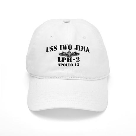 USS IWO JIMA Cap