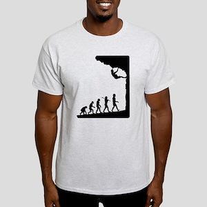 Rock Climber Light T-Shirt