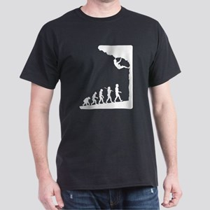 Rock Climber Dark T-Shirt