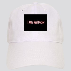 I AM a real doctor ! Cap