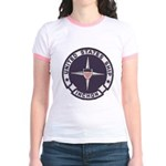 USS INCHON Jr. Ringer T-Shirt