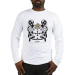 Caro Family Crest Long Sleeve T-Shirt