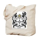 Caro Family Crest Tote Bag
