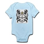 Caro Family Crest Infant Creeper