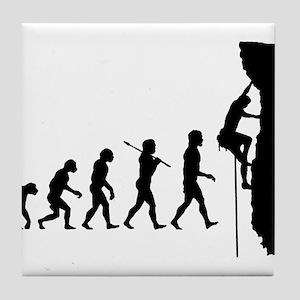 RockClimber06 Tile Coaster