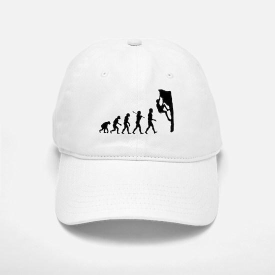 Rock Climber Baseball Baseball Cap