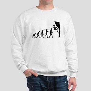 Rock Climber Sweatshirt