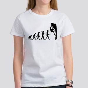 Rock Climber Women's T-Shirt
