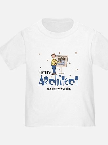 Future Architect like Grandma Baby T