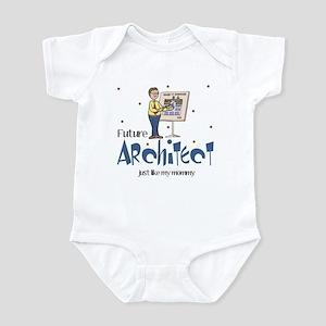 Future Architect like Mommy Baby Infant Bodysuit