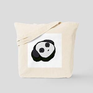 Panda Sushi Tote Bag