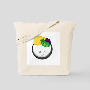 Fruit Sushi Ball Tote Bag