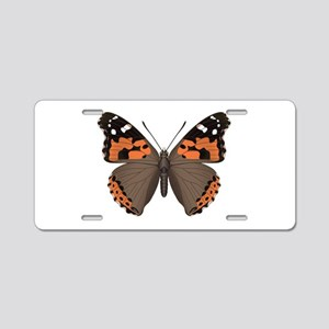 Butterfly - Moth - Insect Aluminum License Plate