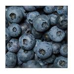 Blueberry Tile Coaster