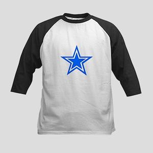 Blue Star Kids Baseball Jersey